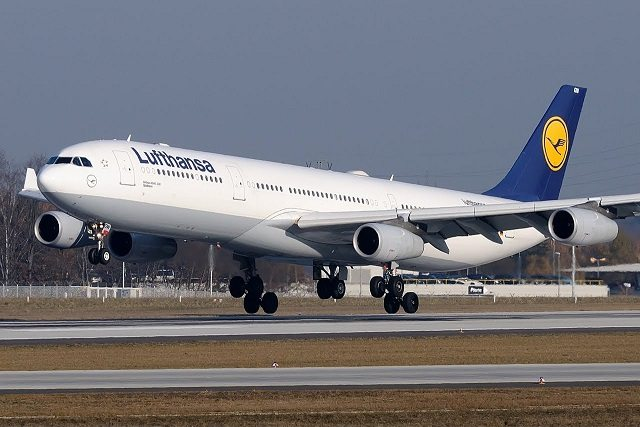 Lufthansa to fly nonstop from Frankfurt to San José, Costa Rica in 2018