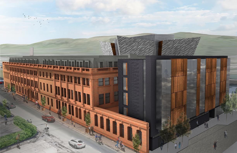 Titanic Hotel opening in Belfast in September