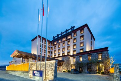Hilton Garden Inn Shangri-La now open as a first in Yunnan