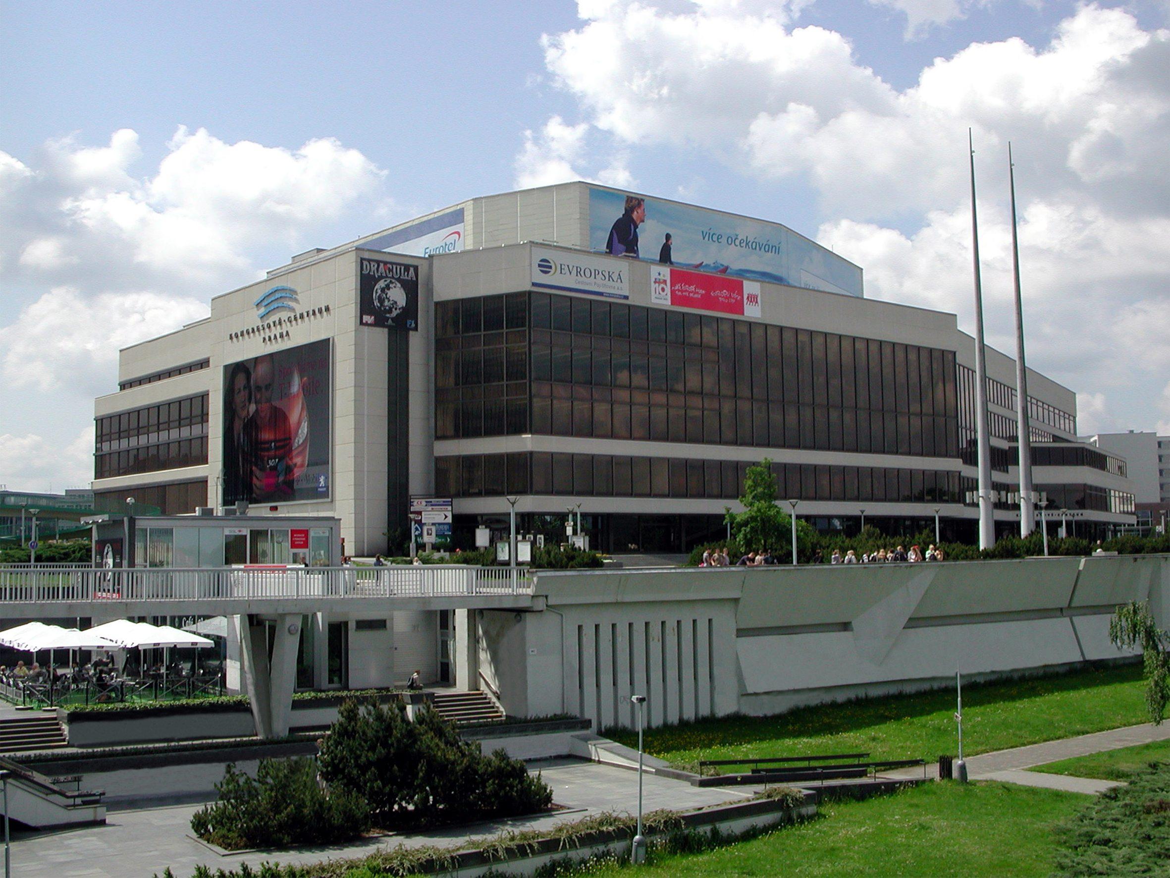 Prague Congress Center goes green