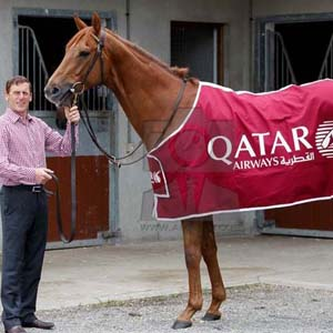 Qatar Airways fashions grand designs at Qatar Goodwood Festival