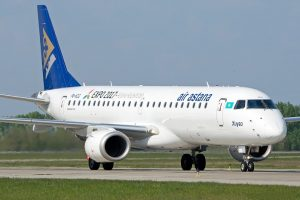 Air Astana: International Traffic Recovery