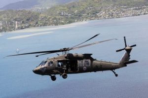 Five people feared killed in US Army Black Hawk helicopter crash off Oahu, Hawaii