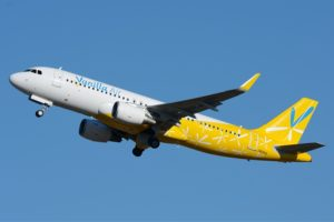 CALC delivers first Airbus A320 aircraft to Vanilla Air in Japan