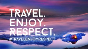 UNWTO launches 'Travel.Enjoy.Respect' campaign