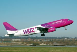 Budapest Airport's launches its second link to Russia with Wizz Air
