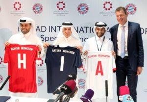 Hamad International Airport announces enhancement of FC Bayern München sponsorship