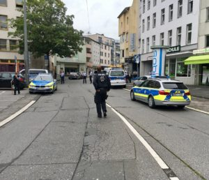 1 killed, 1 wounded in a knife attack in German city of Wuppertal