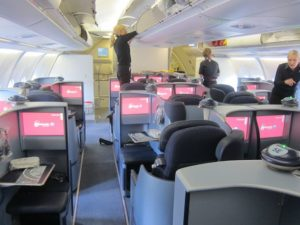 Airberlin expands Business Class on European flights