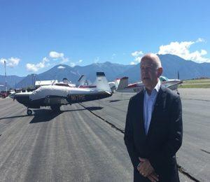 FAA Administrator Huerta dedicates new Taos runway
