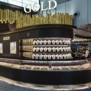 All that glitters is gold and diamonds at Qatar Duty Free