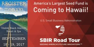 Hawaii hosting US Small Business Administration's Innovation Research National Road Tour