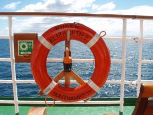 Cunard prepares to set sail for QE2 50th anniversary celebrations