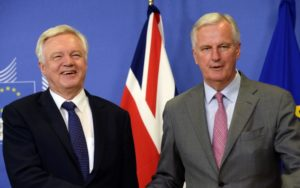 "Brexit: European Union warns Britain to start ""negotiating seriously"""