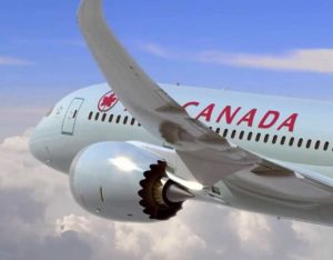 Air Canada introduces Montreal-Tokyo nonstop flights
