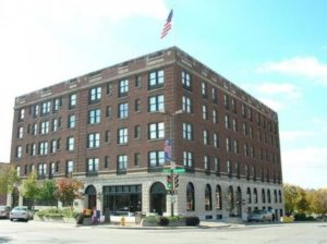 The Eldridge Hotel: Fire, massacre and restoration