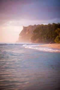 Guam tourism : Same threat different day and Guam's beaches are busy today