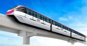 New elevated skytrains for Thailand