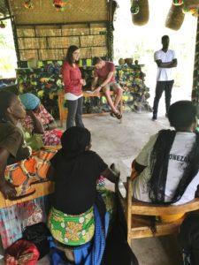 Thriving tourism sector helps rural Rwandan women