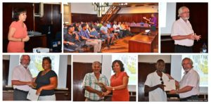 Second Training Session of Tourism Commission agents in Seychelles records more entrants