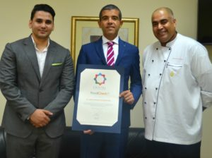 Al Ahsa InterContinental receives HACCP Certification