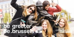 Greeters or participative tourism in Brussels