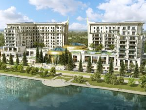 St. Regis Hotels & Resorts debuts in Kazakhstan's glittering capital