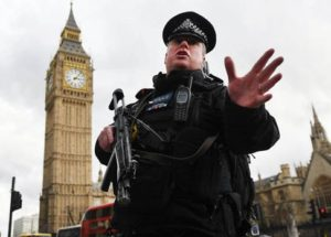 "Scotland Yard: UK terror threat level will remain ""severe"" for ""years"""