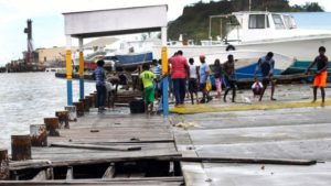Antigua back to normal, relief under way in Barbuda
