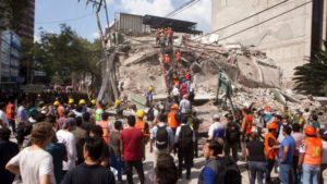 UNWTO deeply saddened by the devastating earthquake in Mexico