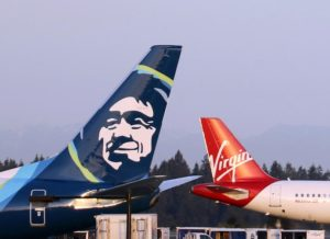 Alaska Air Group reports August 2017 operational results