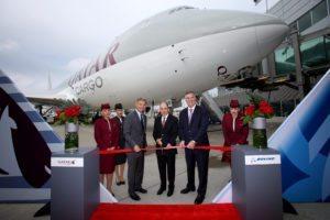 Qatar Airways announces $2.16 billion Boeing order