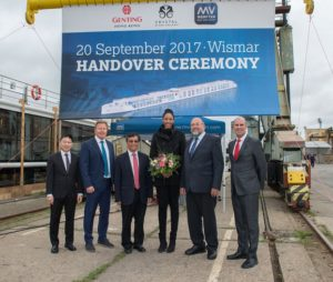 Crystal River Cruises welcomes Crystal Mahler to the fleet