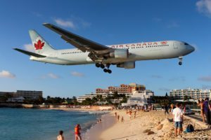 Air Canada operating 24 extra flights for customers impacted by Hurricane Irma