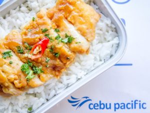 Cebu Pacific unveils flavors of the world in new inflight menu