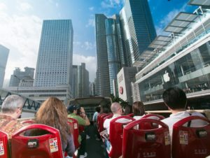 Hong Kong visitors offered free tours to explore the city's treasures