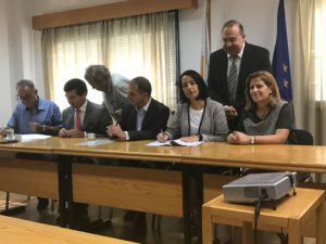 Agreement for the Incentive Scheme for Cyprus Airports