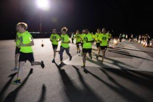London Heathrow: Third annual Midnight Marathon
