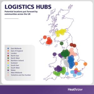 Britain bids to build bigger Heathrow