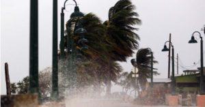 Hurricane Maria is pounding our hotel in Fajardo, Puerto Rico