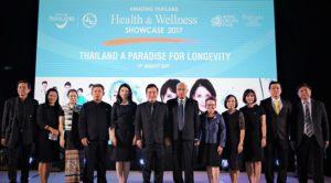 Amazing Thailand Health and Wellness Tourism Showcase 2017 promotes Kingdoms Holistic Paradise
