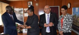 Brand Africa moving forward as Zambia meets Ports Management Association