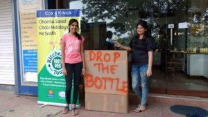 Tourism initiative launches 'Drop the Bottle' campaign