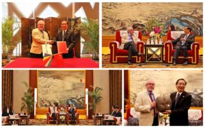 Seychelles and China renew agreement on tourism cooperation