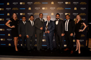 Citymax Hotels wins coveted Middle East's Leading Budget Hotel Brand 2017 award