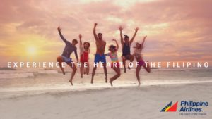 Experience the Heart of the Filipino: Philippine Airlines launches new campaign