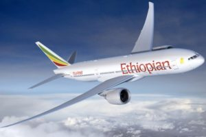 Ethiopian Airlines first in Africa to receive Boeing 787-9 Dreamliner