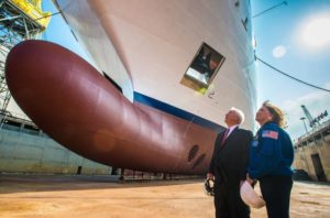 Viking looks to the stars for debut of fifth ocean ship