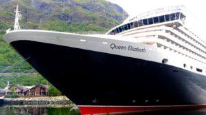 Cunard returns to Alaska with Queen Elizabeth's 2019 voyages
