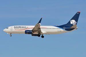 Aeromexico announces nonstop San Jose-Mexico City service for summer 2018